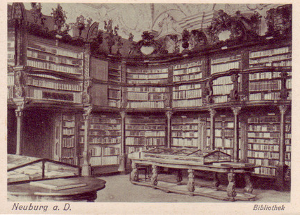 Bibliothek Neuburg