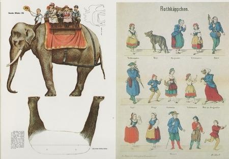 Elephant und Rotkäppchen