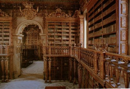 Bibliothek Coimbra