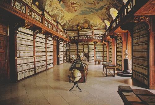 Bibliothek Stift Seitenstetten