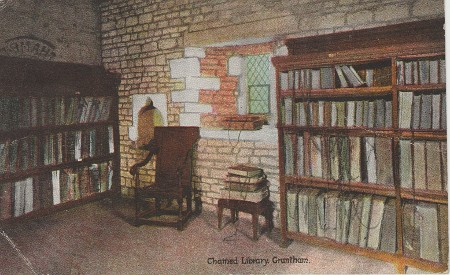 Chained Library Grantham 1