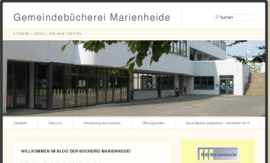 Bücherei Marienheide