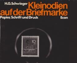 Kleinodien auf der Briefmarke