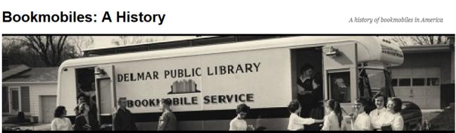 Bookmobiles Blog