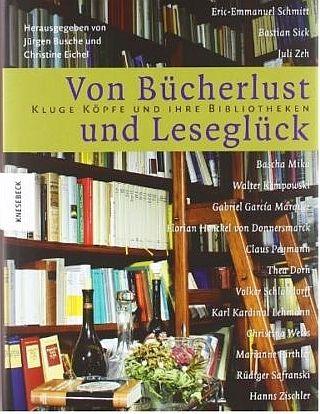 Von Bücherlust und Leseglück