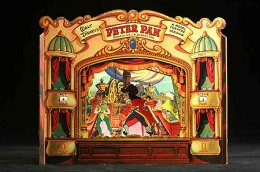 Peter Pan Papiertheater