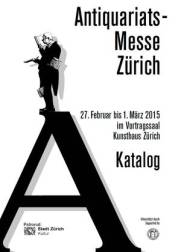 Katalog Antiquariatsmesse Zürich