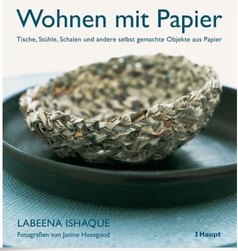 Labeena Ishaque: Wohnen mitPapier