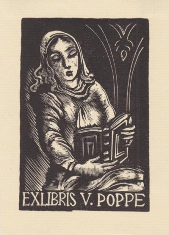 Exlibris Josef Hodek