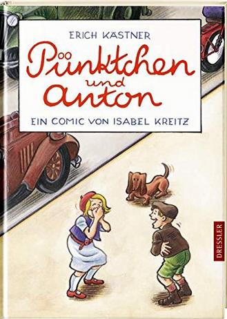 Isabel Kreitz: Jugendbuch-Klassiker von Erich Kästner alsComics