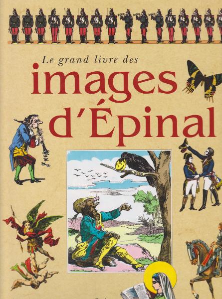 Grand Livre Images Epinal