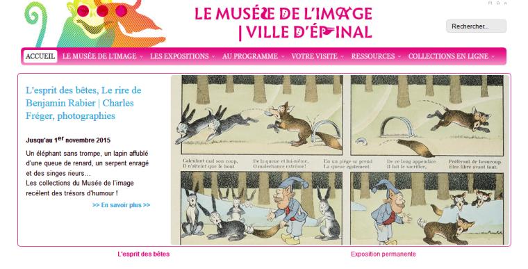 Musée Image Epinal 2