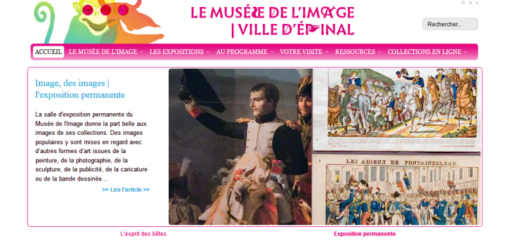 Musée Image Epinal
