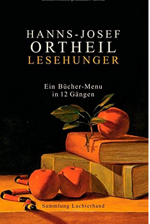 Ortheil Lesehunger