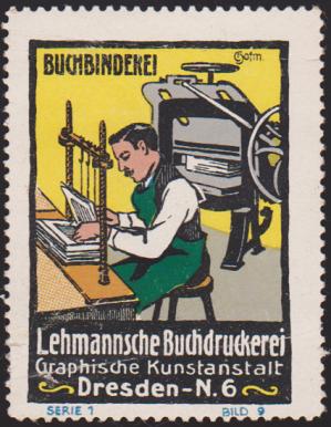Buchdruckerei Lehmann