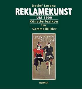 Reklamekunst um 1900
