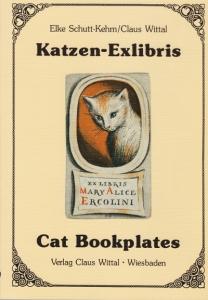 Katzen-Exlibris
