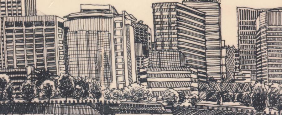 Gabriel Campanario: UrbanSketching