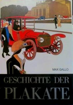 Geschichte der Plakate