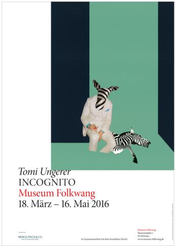 Ungerer Ausstellung Museum Folkwang