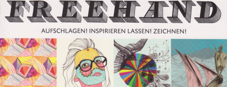 Zeichnen und Skizzieren heute: Aufschlagen! Inspirieren lassen!Zeichnen!