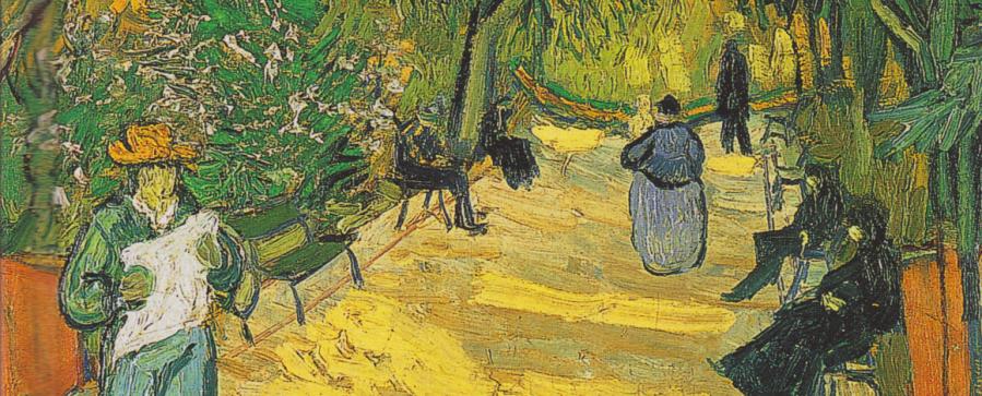 Ralph Skea: Van GoghsGärten