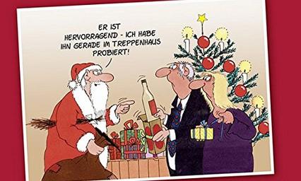 Fröhliche Weihnachten – mit UliStein