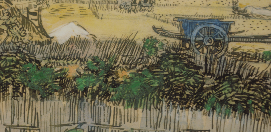 Van Gogh – DieZeichnungen
