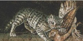 cat-attacking-duck-mosaic-1st-century-ad-pompeii