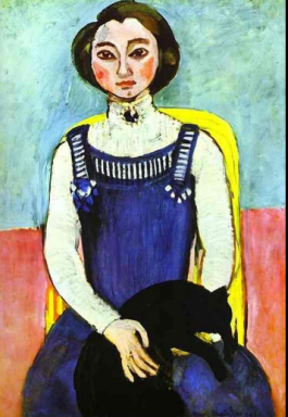 henri-matisse-girl-with-a-black-cat