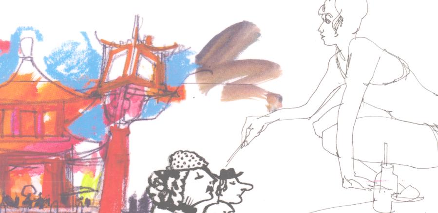 Veronica Lawlor: Zeichne jedenTag