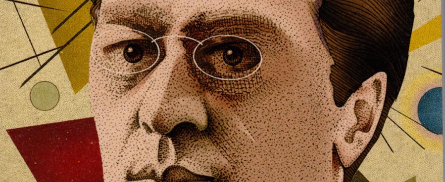 Gestatten: die Herren Kandinsky undMagritte